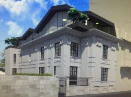 Vila stil arhitectural eclectic, structura solida, potential, Piata Victoriei