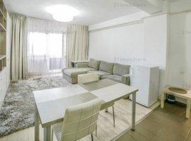 NewCity Residence Fundeni, 2 camere, 67 mp, etaj 2/4, mobilat modern,loc parcare