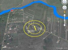 BALOTESTI - Ion Lahovari (stradal), vanzare 2.000 mp. teren curti constructii
