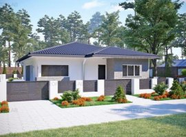 Vila la sol in cartierul Tabacovici