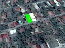 Loc de casa in vecinatatea Muresului ( Tabacovici ) 380 / 760 mp