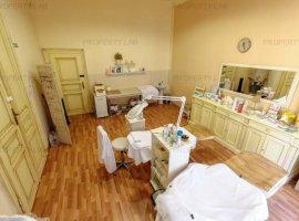 Spațiu ideal pentru salon de înfrumusețare sau birouri, în centrul Aradului