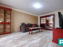 Apartament renovat, cu patru camere, de închiriat. Aurel Vlaicu.