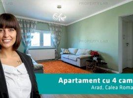 Apartament modern cu 4 camere.
