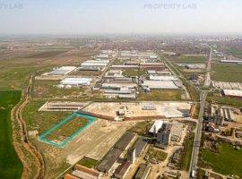 Teren industrial 8.340 mp