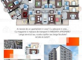Vanzare  apartament  cu 2 camere  decomandat Bucuresti, Straulesti  - 64600 EURO