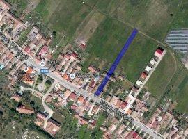 Vanzare  terenuri constructii  1730 mp Sibiu, Sura Mica  - 46710 EURO