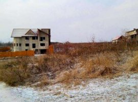 Vanzare  terenuri constructii  600 mp Iasi, Visan  - 20000 EURO