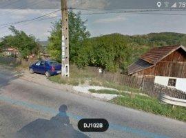 Vanzare  terenuri constructii  1070 mp Prahova, Drajna de Sus  - 0 EURO