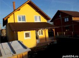 Vanzare  casa  4 camere Timis, Utvin  - 72500 EURO