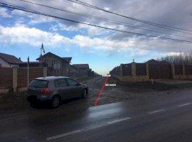 Vanzare  terenuri constructii  650 mp Iasi, Miroslava  - 40000 EURO