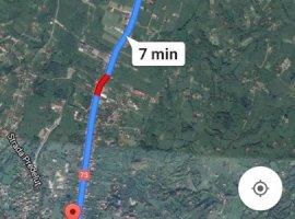 Vanzare  terenuri constructii  4400 mp Brasov, Victoria  - 0 EURO