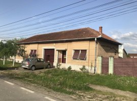 Vanzare  casa  4 camere Timis, Saceni  - 43000 EURO