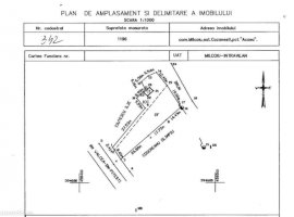 Vanzare  terenuri constructii Valcea, Milcoiu  - 12500 EURO