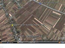 Vanzare  terenuri constructii Dambovita, Jugureni  - 25000 EURO