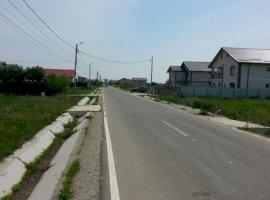 Vanzare  terenuri constructii  1000 mp Ilfov, Buda  - 29500 EURO