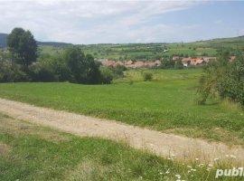 Vanzare  terenuri constructii  900 mp Sibiu, Rasinari  - 7000 EURO
