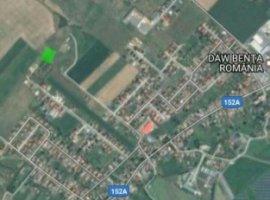 Vanzare  terenuri constructii  2000 mp Mures, Nazna  - 0 EURO