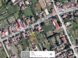 Vanzare  terenuri constructii  466 mp Timis, Utvin  - 28000 EURO