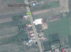 Vanzare  terenuri constructii  5500 mp Cluj, Bunesti  - 35000 EURO