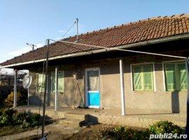 Vanzare  casa  3 camere Dambovita, Salcuta  - 22 EURO
