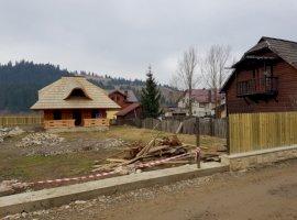 Vanzare  casa  2 camere Suceava, Vama  - 32000 EURO