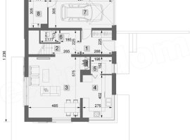 Vanzare  casa  4 camere Cluj, Gheorghieni  - 139000 EURO