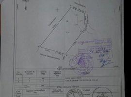 Vanzare  terenuri constructii  1500 mp Valcea, Vladesti  - 27000 EURO