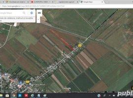 Vanzare  terenuri constructii Dambovita, Racari  - 10000 EURO