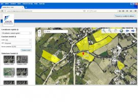 Vanzare  terenuri constructii  2100 mp Iasi, Mogosesti  - 9800 EURO