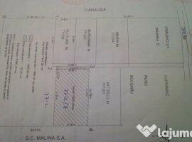 Vanzare  terenuri constructii  1685 mp Galati, Galati  - 145000 EURO