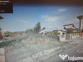 Vanzare  terenuri constructii  1300 mp Arges, Topoloveni  - 45000 EURO