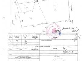 Vanzare  terenuri constructii  7641 mp Valcea, Seaca (Calimanesti)  - 191025 EURO