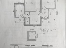 Vanzare  casa  2 camere Mures, Saulia  - 35000 EURO