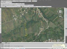 Vanzare  terenuri constructii  2337 mp Dolj, Bucovat  - 15000 EURO
