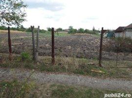 Vanzare  terenuri constructii  1724 mp Timis, Dudestii Vechi  - 5500 EURO