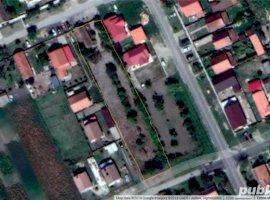 Vanzare  terenuri constructii  1863 mp Timis, Sanmihaiu Roman  - 0 EURO