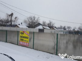 Vanzare  terenuri constructii  1062 mp Dambovita, Racari  - 30000 EURO