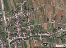 Vanzare  terenuri constructii  2647 mp Mures, Albesti  - 22500 EURO