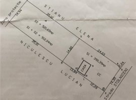 Vanzare  terenuri constructii  912 mp Valcea, Stolniceni  - 40000 EURO