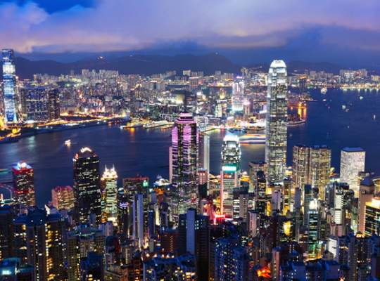 Hong Kong, cea mai scumpa piata imobiliara din lume