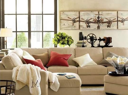 Alegerea canapelei potrivite pentru sufrageria ta