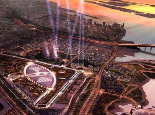 Arabii construiesc cel mai mare mall din emirate