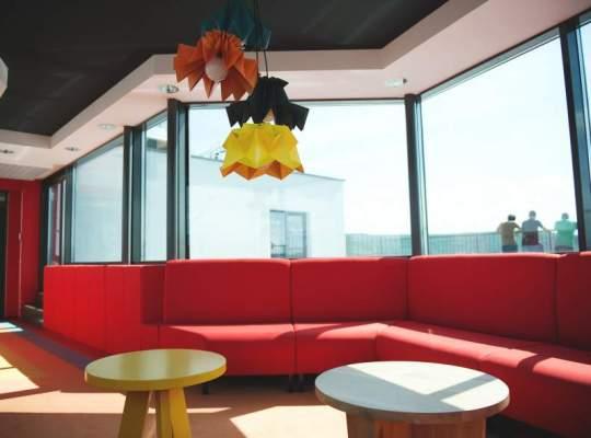 Softistii clujeni care si-au construit sediul de la zero: cum arata birourile tailored-made ale Fortech