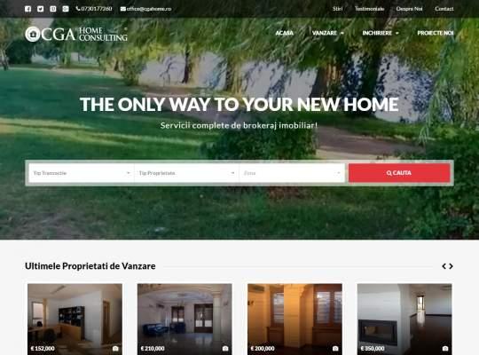 Cum sa ai un site performant pentru agentii imobiliare