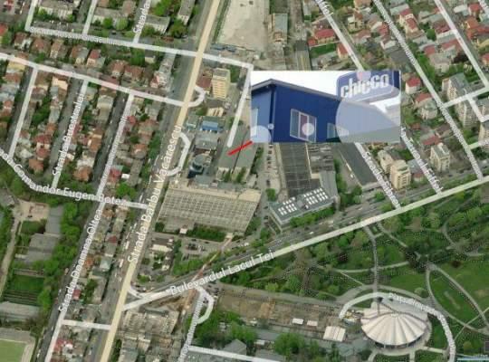 Alin Burcea face apartamente în locul depozitului Chicco din Bucureşti
