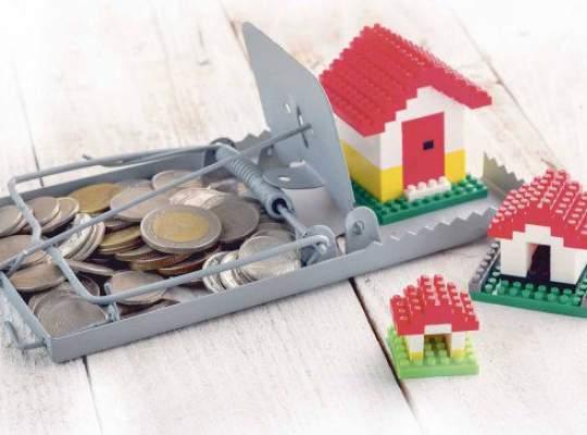 Capcana creditelor ieftine pentru locuinţe