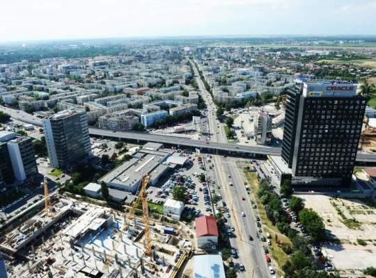 Costul mediu de amenajare a spatiilor de birouri din Bucuresti este comparabil cu cel din alte orase din Europa Centrala si de Sud-Est
