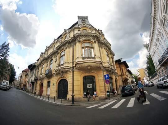 Clădiri mai puțin cunoscute - clădiri vechi ascunse din Bucureşti