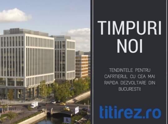 Timpuri Noi - un nou pol de dezvoltare imobiliara in Bucuresti